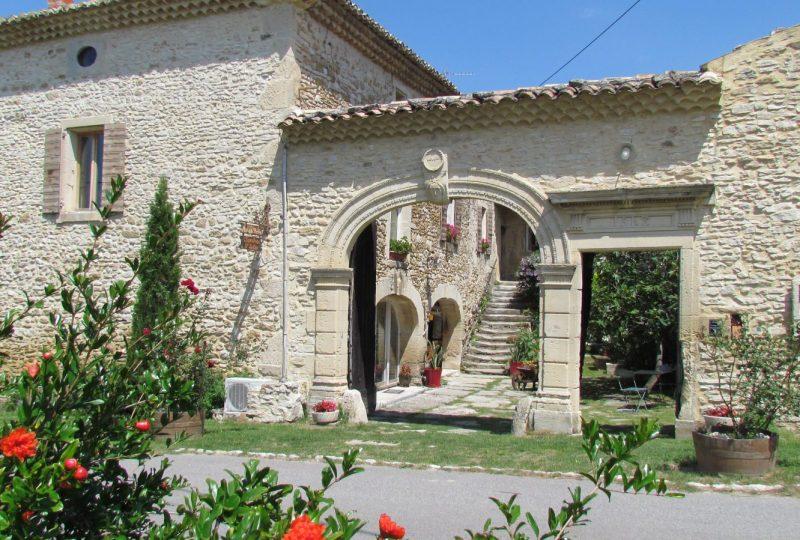 Bien-être en amoureux en Drôme provençale à Montbrison-sur-Lez - 1