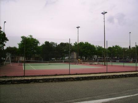 Court de Tennis à Montségur-sur-Lauzon - 0